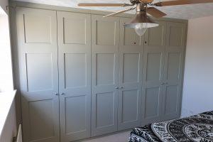Six Door Wardrobe 10