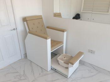 Foot Spa Chair 1