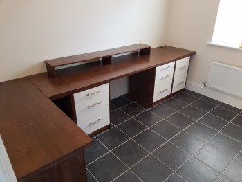 Custom Units and Desk 4