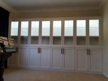 Bespoke 8 Door Storage Unit