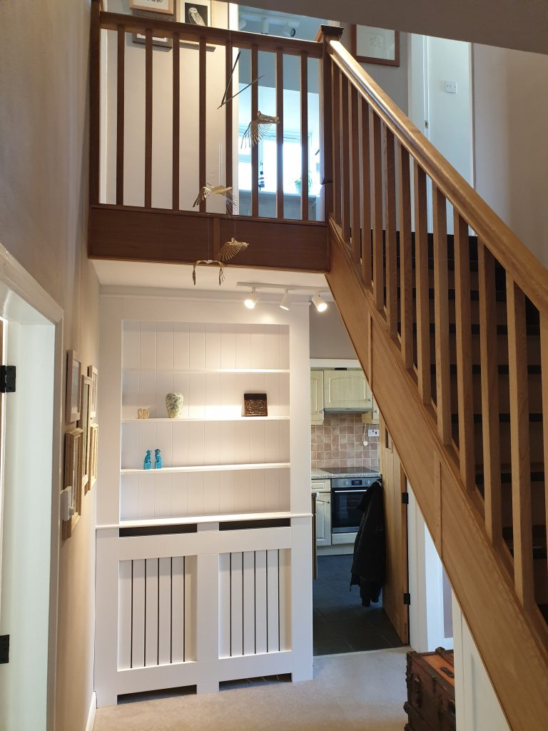 Staircase, Bannisters & Bespoke Storage Solutions 3