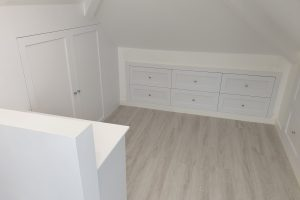 Full Fitted Loft Room Storage 6