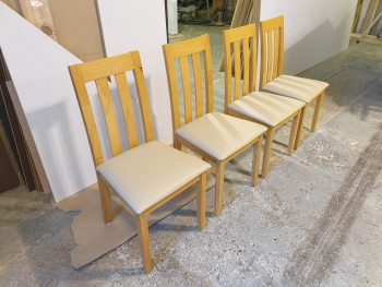 Chair Padding Restoration