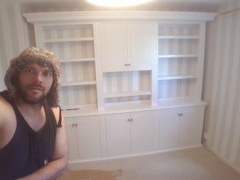 Bespoke Storage Unit 2