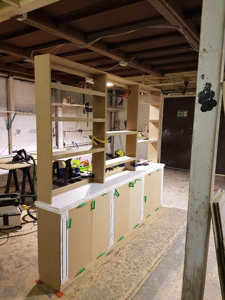 Bespoke Storage Unit 8